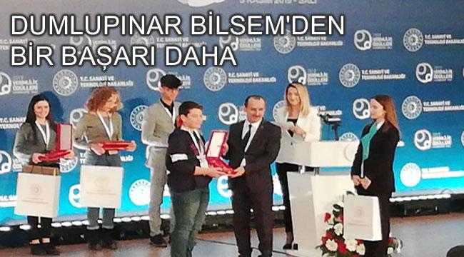 AFYONLU ÖĞRENCİ, TÜRKİYE İKİNCİSİ OLDU!..