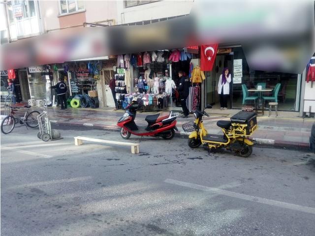 KALDIRIM İŞGALLERİNDEN SONRA YOLLARDA DENETİME ALINDI