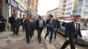 MİLLETVEKİLİ EROĞLU'NDAN SANDIKLI'YA ZİYARET