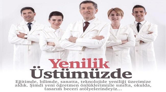 ÖĞRETMENLERE ÖNLÜK GELİYOR!..