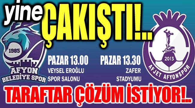 TARAFTAR ÇÖZÜM İSTİYOR!..