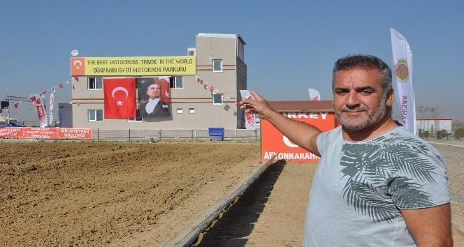 TÜRKİYE MOTOKROS ŞAMPİYONASININ 4. AYAĞI AFYON'DA DEVAM EDİYOR