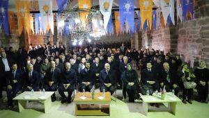 AK PARTİ DÖĞER, ERKMEN VE IŞIKLAR'DA KONGREYE GİTTİ