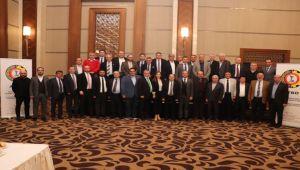 ATSO EV SAHİPLİĞİNDE YAPILAN STK TOPLANTISI'NDA SORUNLAR TESPİT EDİLDİ