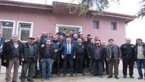 BOLVADİN DE ''HUZUR GÜVENLİK TOPLANTISI'' GERÇEKLEŞTİRİLDİ