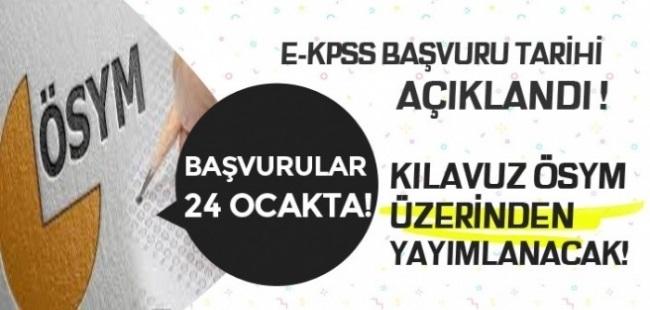 ENGELLİ KPSS BAŞVURULARI 24 OCAK'TA BAŞLIYOR