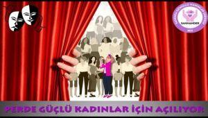 """SANHANDER """"PERDE GÜÇLÜ KADINLAR İÇİN AÇILIYOR""""PROJESİNİ TANITTI"""