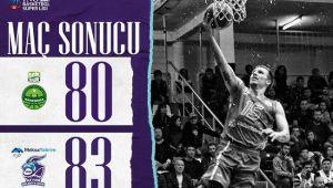 TEKSÜT BANDIRMA'YI DEPLASMAN YENDİK!.. 80-83