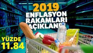 2019 ENFLASYON ORANLARI BELLİ OLDU