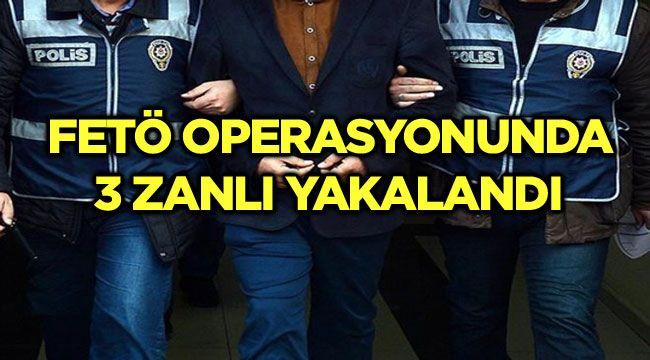 AFYONKARAHİSAR'DA, FETÖ/PDY'YE YÖNELİK OPERASYON DÜZENLENDİ