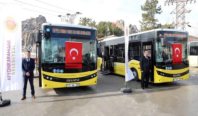 """HALK OTOBÜSLERİNE """"ERİŞEBİLİRLİK BELGESİ"""" VERİLDİ"""