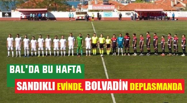 SANDIKLI-SALİHLİ; ALİAĞA-BOLVADİN