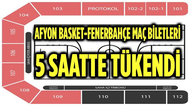 ÇOK PAHALI DİYE ŞİKAYET EDİLEN BİLETLER 5 SAATTE TÜKENDİ!..