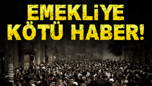 EMEKLİYE SAĞLIK KESİNTİSİ YÜZDE 5'E ÇIKIYOR