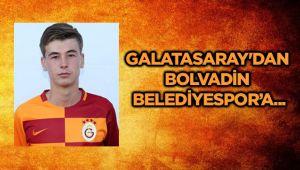 GALATASARAY'DAN BOLVADİN BELEDİYESPOR'A...