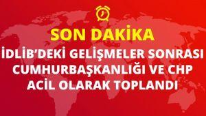 İDLİB'DEKİ GELİŞMELERDEN SONRA ANKARA'DA SICAK SAATLER