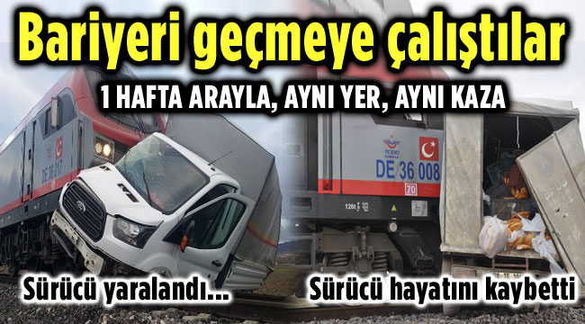 İKİ KAZANIN İKİSİ DE AYNI!..
