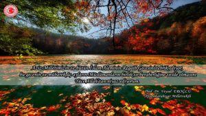 MİLLETVEKİLİ EROĞLU'NUN REGAİP KANDİLİ KUTLAMA MESAJI