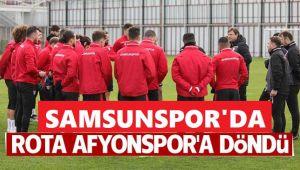 SAMSUNSPOR, AFJET AFYONSPOR'A HAZIRLANIYOR!..