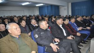 ŞUHUT'TA ''SEVGİ YILI'' PROJESİ KAPSAMINDA İSTİŞARE TOPLANTISI YAPILDI