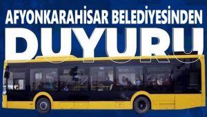 BELEDİYE'DEN 65 YAŞ ÜSTÜ VATANDAŞLARA UYARI!..