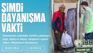 BU ZOR GÜNLERDE DAYANIŞMA VAKTİ!..