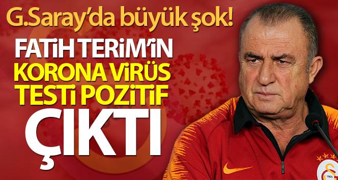 FATİH TERİM'İN KORONAVİRÜS TESTİ POZİTİF ÇIKTI