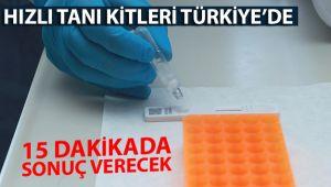 HIZLI TANI KİTLERİ TÜRKİYE'DE