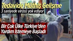 KORONAVİRÜS'ÜN TEDAVİSİ BULUNDU İDDİASI!..