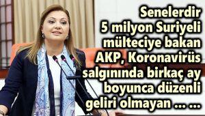 MİLLETVEKİLİ KÖKSAL'DAN HÜKÜMETE TEPKİ VE ÇAĞRI!..