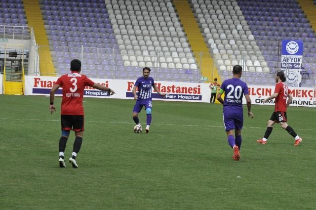 TFF 2. LİG: AFJET AFYONSPOR: 3 - ÇORUM FK: 0