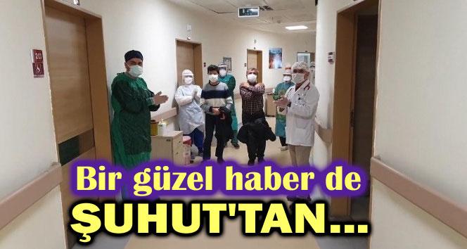 BİR GÜZEL HABER DE ŞUHUT'TAN