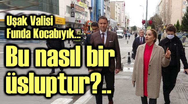 BU NASIL BİR ÜSLUPTUR?..