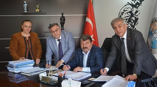 DİNAR'DA BELEDİYE PERSONELİNE SOSYAL DENGE TAZMİNATI