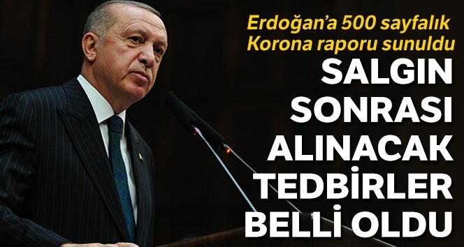 SALGIN SONRASI ALINACAK TEDBİRLER BELLİ OLUYOR