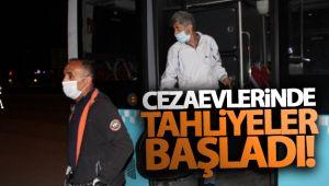 TAHLİYELER BAŞLADI!..