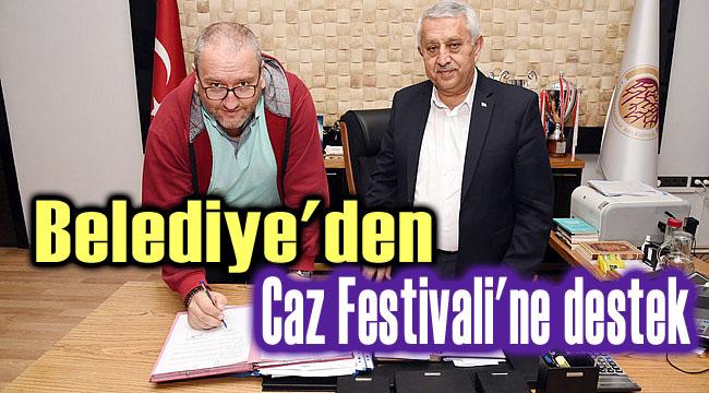 AFYONKARAHİSAR BELEDİYESİ'NDEN CAZ FESTİVALİNE DESTEK