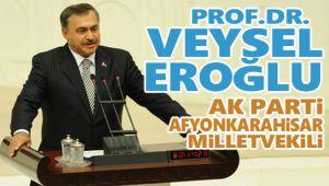 PROF. DR. VEYSEL EROĞLU'NUN BAYRAM MESAJI