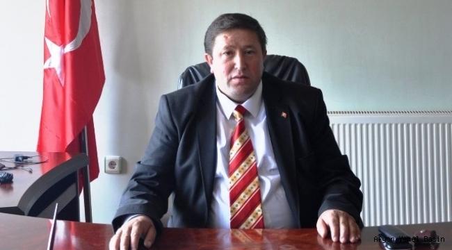 BAŞKAN ÜNSAL'DAN AFYON-SANDIKLI ARASINA BANLİYÖ TRENİ BAŞVURUSU!..