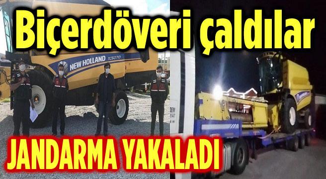 BİÇERDÖVERİ ÇALDILAR!..