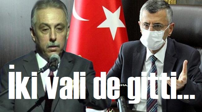 İKİ VALİ DE GİTTİ!..