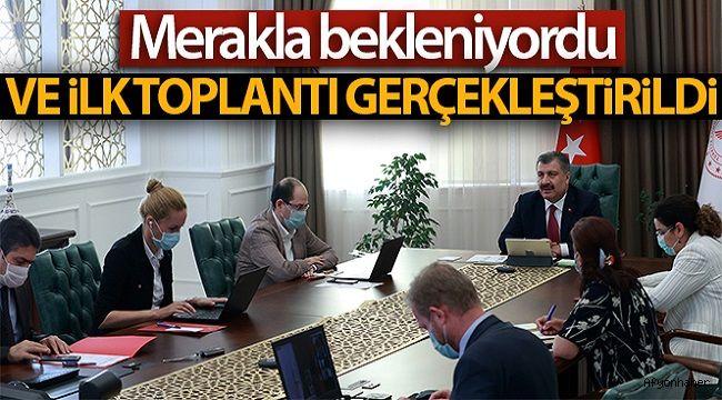 TOPLUM BİLİMLERİ KURULU, BAKAN KOCA BAŞKANLIĞINDA TOPLANDI