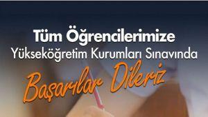 """""""TÜM ÖĞRENCİLERİMİZE BAŞARILAR DİLERİZ"""""""