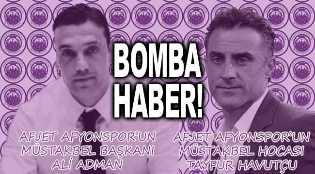 AFJET AFYONSPOR'LA İLGİLİ BOMBA HABER!..