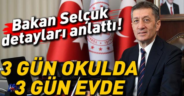 İŞTE PANDEMİ DÖNEMİNE ÖZEL HİBRİT EĞİTİM MODELİ!..
