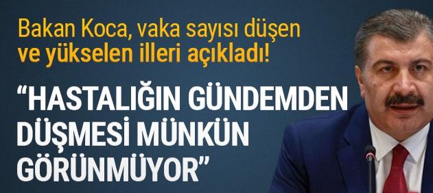 SAĞLIK BAKANINDAN FLAŞ AÇIKLAMALAR!..