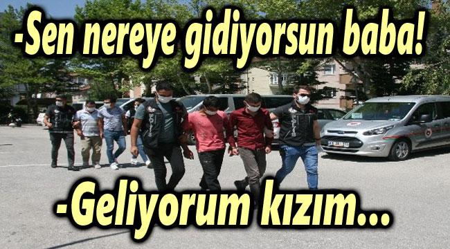 SEN NEREYE GİDİYORSUN BABA!..