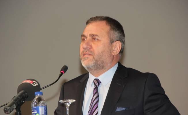 TTK BAŞKANI PROF. DR. AHMET YARAMIŞ, AFYON'DA 15 TEMMUZ KONFERANSINDA KONUŞTU