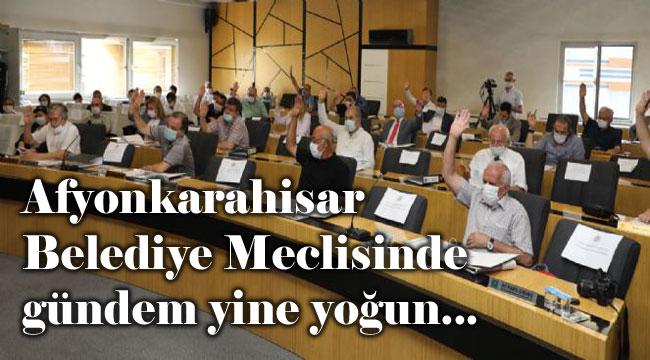 BELEDİYE MECLİSİ 1 EYLÜL'DE TOPLANIYOR