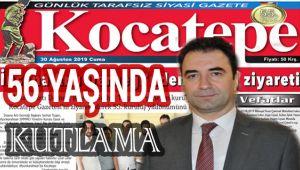 KOCATEPE GAZETESİ 56 YAŞINDA...